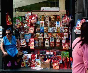 CHILE SANTIAGO SOCIETY CHRISTMAS