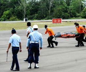 INDONESIA PANGKALAN BUN AIRASIA VICTIMS