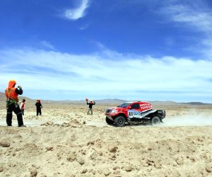 CHILE CALAMA RACING DAKAR