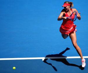 AUSTRALIA MELBOURNE TENNIS SHARAPOVA