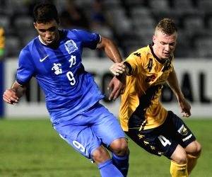AUSTRALIA GOSFORD FOOTBALL AFC CHAMPIONS LEAGUE
