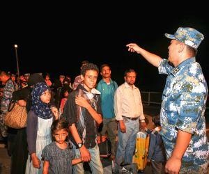 DJIBOUTI YEMEN FOREIGNERS WITHDRAW