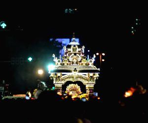 THAILAND BANGKOK HINDUISM DUSSEHRA CELEBRATION