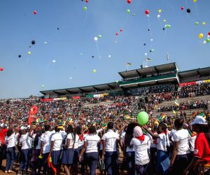 MOZAMBIQUE-MAPUTO-INDEPENDENCE DAY CELEBRATION
