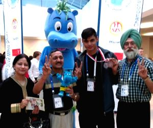 World School Games Bronze winner Sahil Chopra in Patiala