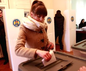 Bucharest (Romania): Parliamentary elections