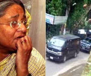 50 BNP workers jailed over 2002 attack on Hasina's convoy
