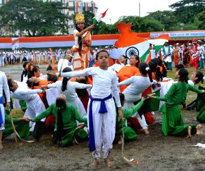 Independence Day celebrations - Veterinary Field