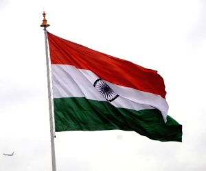 150 feet Tricolour installed at Mumbai University