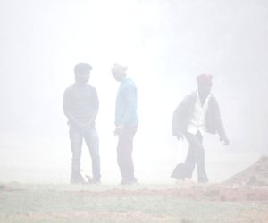 Dense fog covers national capital