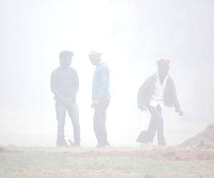 Dense fog covers national capital