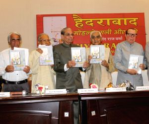 Book releasing on Hyderabad Gali Kuchuo