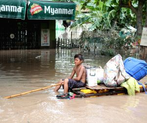 MYANMAR KALAY FLOOD