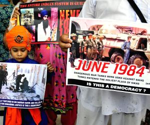 Sikhs pay tribute to those killed in Operation Bluestar