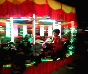MYANMAR YANGON THADINGYUT FESTIVAL
