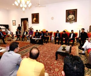 Delegation representing the film and entertainment industry meets PM Modi