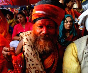 NEPAL KATHMANDU HINDU STATE PROTEST