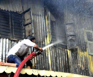BANGLADESH DHAKA FIRE ACCIDENT