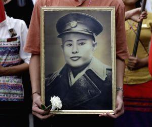 MYANMAR-YANGON-68TH MARTYRS' DAY CEREMONY