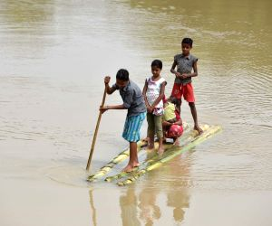 Assam flood toll is 11, over 5 lakh affected