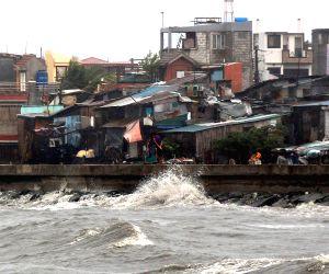 PHILIPPINES-NAVOTAS CITY-TYPHOON KOPPU