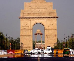 Mirage appears on Rajpath