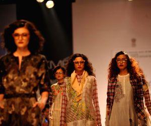 Lakme Fashion Week Winter/ Festive 2014 - Pratima Pandey