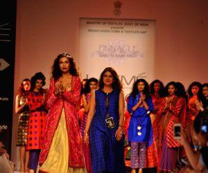 Lakme Fashion Week Winter/ Festive 2014 - Shruti Sancheti
