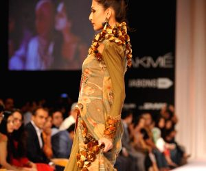 Lakme Fashion Week Winter/ Festive 2014 - Divya Sheth