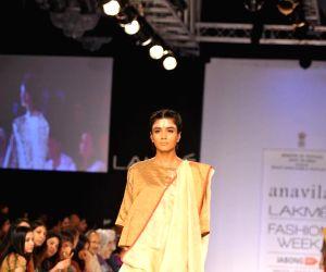 Lakme Fashion Week Winter/ Festive 2014 - Anavila