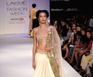 Lakme Fashion Week Winter/ Festive 2014 - Anushree Reedy