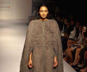 Lakme Fashion Week Winter/ Festive 2014 - Dhruv Kapur