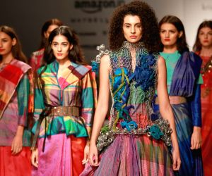 Amazon India Fashion Week Spring/Summer 2017 - Krishna Mehta