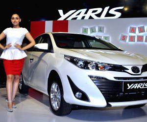Toyota launches sedan Yaris