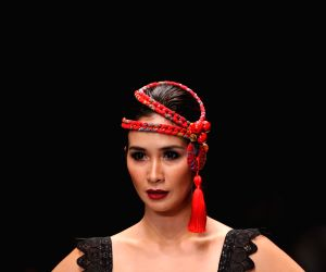 (WORLD SECTION) INDONESIA-JAKARTA-JAKARTA FASHION WEEK 2016
