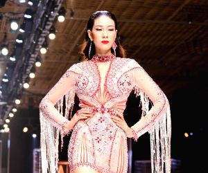 VIETNAM-HO CHI MINH CITY-FASHION WEEK