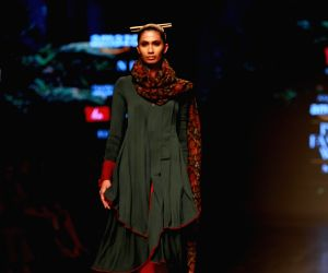 Amazon India Fashion Week - Anju Modi