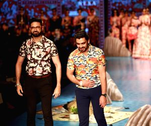 Amazon India Fashion Week - Shivaan Narresh