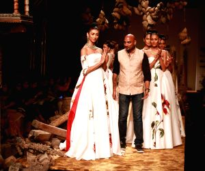 Inaugural show of Amazon India Fashion Week - Samant Chauhan