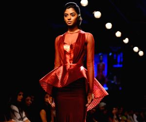 Lakme Fashion Week Winter/ Festive 2014 - Amit Agarwal