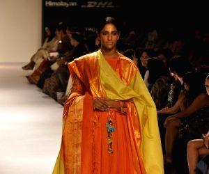 Lakme Fashion Week (LFW) Winter/ Festive 2014 - Gaurang Shah