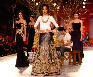 India Couture Week 2014 - Monisha Jaising