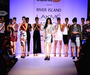 Lakme Fashion Week Winter/ Festive 2014 - River Island