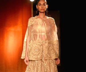 Amazon India Couture Week  2015 - Rahul Mishra show
