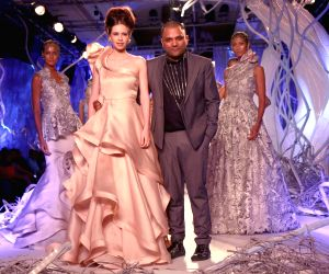 Amazon India Couture Week  2015 - Gaurav Gupta show