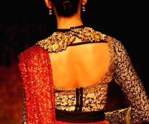 Sabyasachi show at the Delhi Couture Week 2012