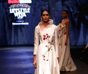 Delhi Times Lifestyle Week - Evelyn Sharma
