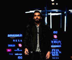 Amazon India Fashion Week - Designer Dhruv Vaish's show