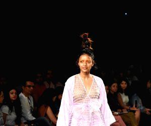Kanelle at Lakmé Fashion Week 2020 - Day 2