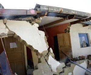 BOLIVIA LA PAZ ACCIDENT LANDSLIDE